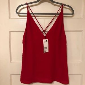 H&M Sleeveless Blouse Tank New With Tags